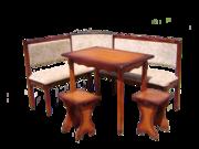 дачная мебель деревянная мебель на яковчанской