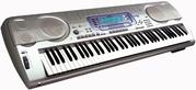 синтезатор casio wk-3000