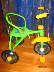 Продам Новый 3-х колёсный велосипед lh 701