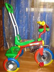 Продам Новые детские велосипеды 3-х колёсные