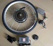 мотор-колесо,  электровелосипед