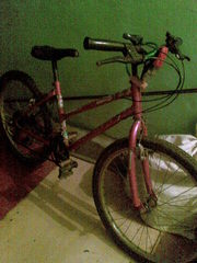 Продам бу велосипед romet за 500 грн.тел.0508524239