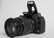 Canon 400D speedlite 580EX II Canon EF 24-85mm f/3.5-4.5