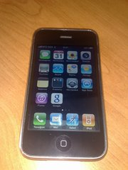 Продажа б/у мобильного телефона Apple iPhone 3G