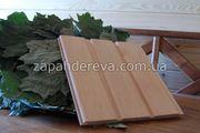 Вагонка деревянная для бани,  сауны
