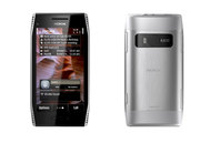 "Nokia X7 3.8"" 2SIM+JAVA+Wi-Fi+TV"