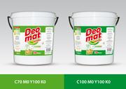 концентрированный бесфосфатный стиральный порошок « DEO MAT»