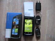 Продам смартфон Nokia Lumia 610 НОВЫЙ!!,  полный комплект,  за 1680 грн