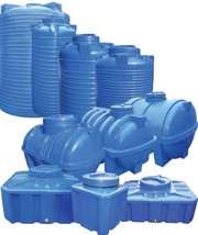 Емкости пластиковые,  двухслойные  и однослойные  Полтава