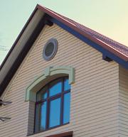 Утепление фасадов домов Сканрок (Scanroc)