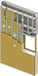 Утепление фасадов домов,  энергосберегающие технологии Сканрок