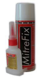 Двухкомпонентный цианокрилатный клей  для мдф MitreFix
