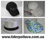 Бейсболки,  кепки,  панамы,  шляпы оптом,  летние головные уборы купить