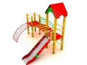 Детский игровой комплекс Малютка-3.