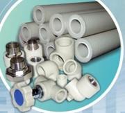 Полипропиленовые фитинги для отопления и водоотведения Полтава