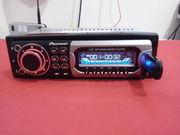 Автомагнитола  Pioneer 1167  (USB,  SD,  FM,  AUX)