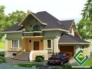 Строительство панельно-каркасных домов под ключ (СИП-панели) 320, 92 м2