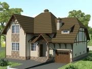Строительство панельно-каркасных домов под ключ (СИП-панели) 205, 38