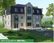 Строительство панельно-каркасных домов под ключ (СИП-панели)  420 м2