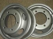 диски колесные R16x6.00 для  грузовика Mercedes в наличии