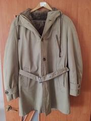 Олдскульная немецкая куртка