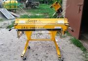 Листогибы ручные Sorex (Сорекс) ZRS 1160 цена,  купить с доставкой