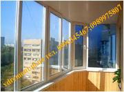 Отделка балконов,  лоджий Полтава