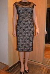 Платье на выпускной гипюр Полтава