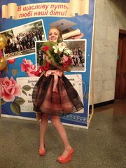 Выпускное платье Красивое от дизайнера