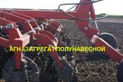 ґрунтообробний навісний АГН-4, 2 (2) (корпус,  що не обслуговується)