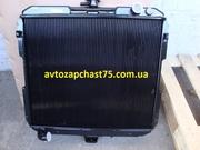 Радиатор Валдай ,  Газ 33104