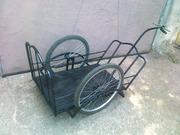 Велосипедный прицеп двухколесный