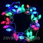 Гирлянда Светодиодная — LED Фрукты,  Мульти-100
