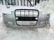 Бампер передний на Audi А6