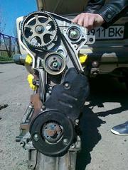 Двигатель на Skoda Superb  1.8Т AWT AWA