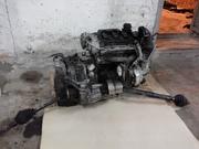 Двигатель на VWB6+ 2.0Т AXX BPY BWA