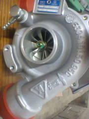 Турбина на Skoda Superb 1.8T AWT AUQ AGU ARX