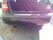 Бампер задний  на Skoda Octavia RS