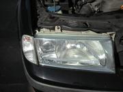 Фары на Skoda Octavia RS