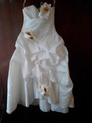 Продам б/у выпускное платье