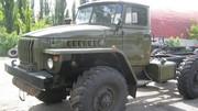 Урал-4320 шасси