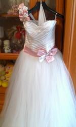 продаю изысканное свадебное платье