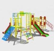 Игровы комплексы  детские площадк