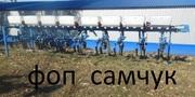 Культиватор КРН с удобрениями и транспортным.