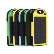 Pawer bank с солнечной батареей