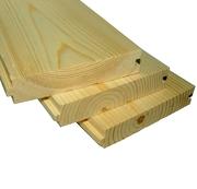 Дерев'яна шпунтована дошка для підлоги