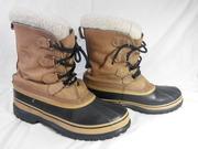 Зимние ботинки SOREL оригинал,  в идеальном состоянии
