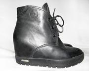 Сникерсы зимние ботинки
