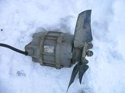 Продам Электродвигатели для обдува и охлаждения 4шт
