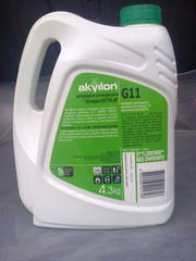 Продам антифриз  AKVILON extra G11-40